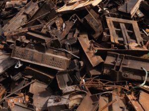 Как и куда сдать лом черного металла
